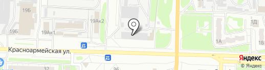 Dustorg на карте Дзержинска