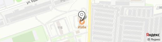 СИРИН на карте Дзержинска