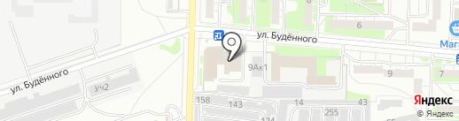 Мегалюкс НН на карте Дзержинска