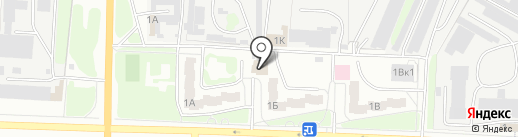 Юридические компания на карте Дзержинска