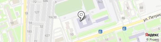 ДТК на карте Дзержинска