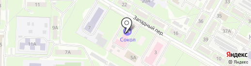 Домашний доктор на карте Дзержинска
