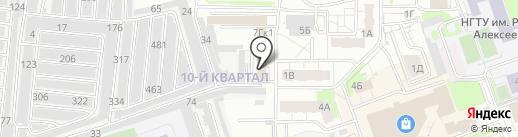 Сипти Консалт на карте Дзержинска