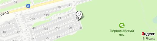 Геракл Авто на карте Дзержинска