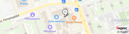 BetRun на карте Дзержинска