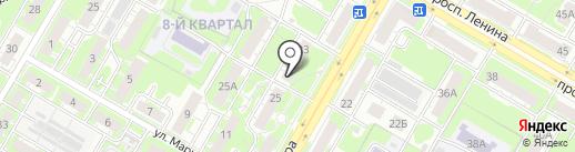 Автозапчасти Онлайн на карте Дзержинска