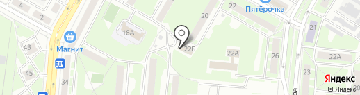 Tupperware на карте Дзержинска