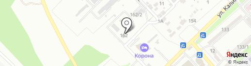 Газпром на карте Георгиевска
