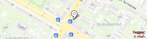 ОПЛАТА.РУ на карте Дзержинска