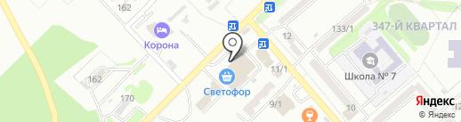 Prof Organic на карте Георгиевска