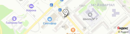 Space на карте Георгиевска