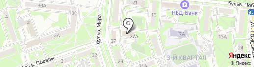 Строительно-Монтажное Управление-2 на карте Дзержинска