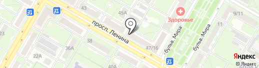 СДЭК на карте Дзержинска