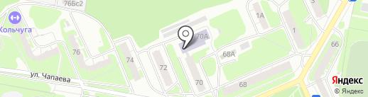 Аварийная служба на карте Дзержинска