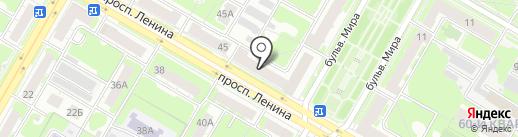 Хозяйственный бум на карте Дзержинска