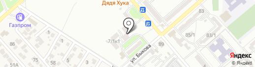 Стоматологический кабинет на карте Георгиевска