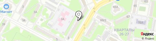 Авто Паскер на карте Дзержинска