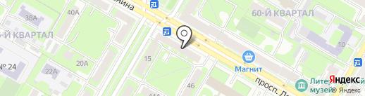 АСКОНИЯ на карте Дзержинска