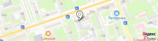 АвтоюрисТ на карте Дзержинска