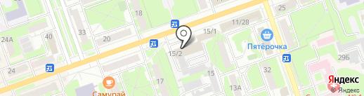 САТ.Медсервис на карте Дзержинска