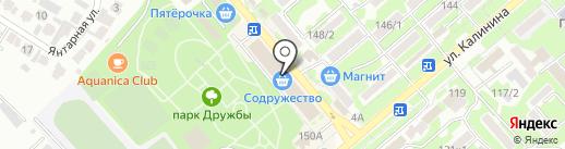 МТС на карте Георгиевска
