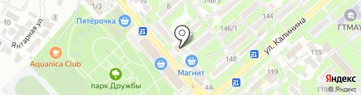 Центр содействия государственной реформы на карте Георгиевска