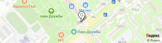 Элит-кафе на карте Георгиевска