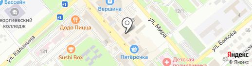 Смешные цены на карте Георгиевска