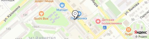 Магазин товаров для взрослых на карте Георгиевска