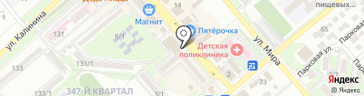 ПЕРСОНА на карте Георгиевска