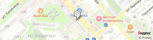 Центр недвижимости на карте Георгиевска