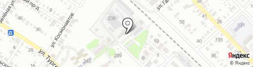 Банкомат, Ставропольпромстройбанк, ПАО на карте Георгиевска