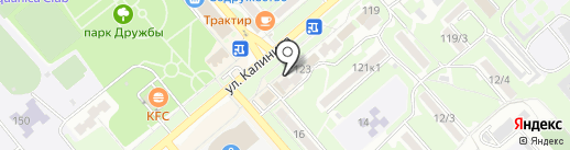 ФОТО плюс на карте Георгиевска