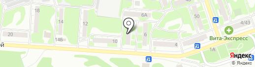 Профи+ на карте Дзержинска
