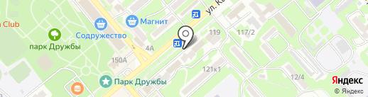 Единый расчетно-кассовый центр на карте Георгиевска