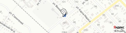 Теремок на карте Георгиевска