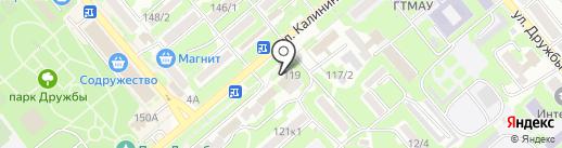 Мои документы на карте Георгиевска
