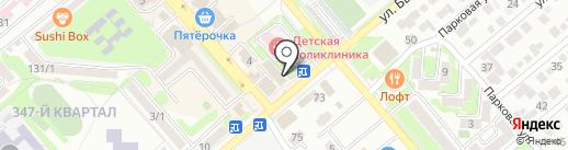 INTEGRA-ART на карте Георгиевска