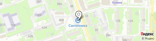 Грундфос на карте Дзержинска