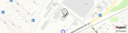 Агро-Стар на карте Георгиевска