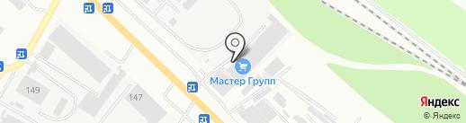 Mastergroup на карте Георгиевска
