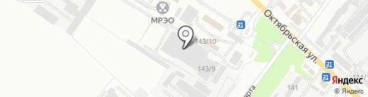 Олимпия на карте Георгиевска