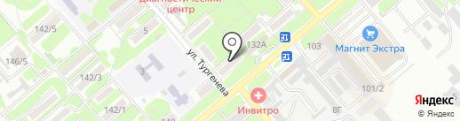 Гарант-С на карте Георгиевска