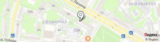 Logan Shop на карте Дзержинска