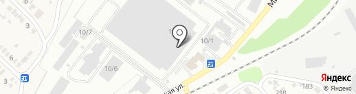 Комфорт-Сервис на карте Георгиевска