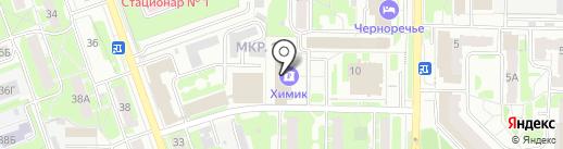 Росинкас на карте Дзержинска