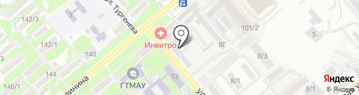 Стройсервис на карте Георгиевска