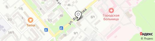 Адреналин на карте Георгиевска