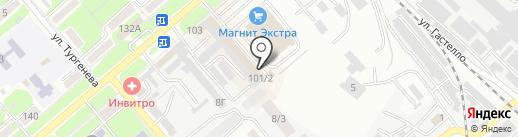 Delice на карте Георгиевска