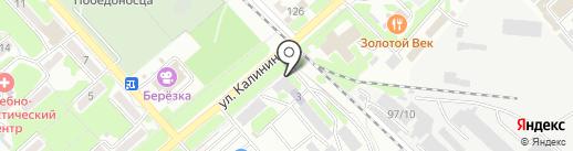 Стандарт на карте Георгиевска